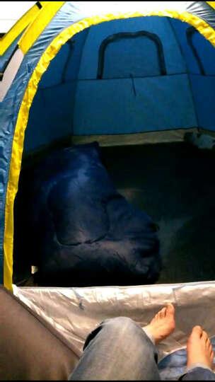 蒂利仕 LY-2001 大号六角防潮垫 户外双面铝箔大号六角防潮垫宝宝爬行垫隔热隔凉野营垫沙滩垫 晒单图