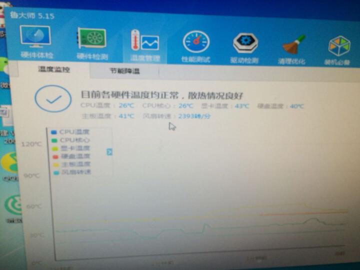 航向者 AMD锐龙 Ryzen 5 2600/七彩虹GTX1060吃鸡游戏台式电脑主机DIY组装机 配置二/GTX1060-6GB 晒单图