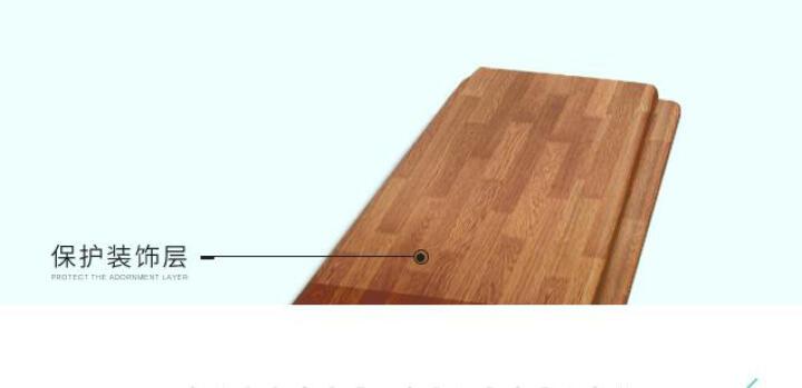 尚易优家(SAYIHM) 集成墙面铝扣板现代欧式中式客厅卧室吊顶厨卫墙面吊顶样品 板材样品 晒单图