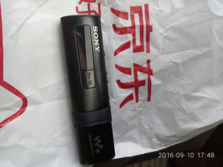 索尼(SONY) NWZ-B183F/RC mp3播放器 sony 红色 晒单图
