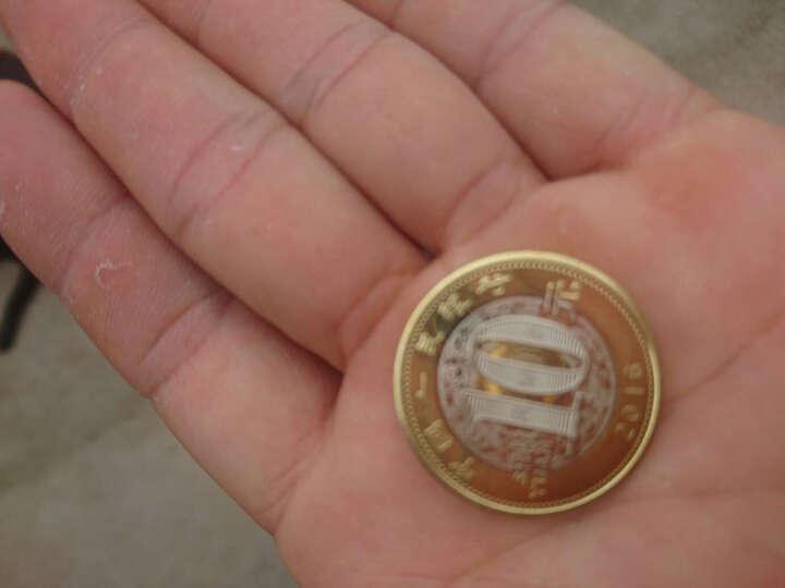 上海点顺 【中国人民银行发行】2016年猴年生肖贺岁流通纪念币 整卷/40枚 晒单图