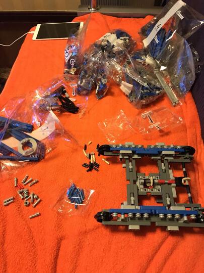 乐高(LEGO) 乐高 LEGO 科技系列 拼装 儿童玩具 积木 拼插 男孩玩具 喷气式飞机 9394 已停产无货 晒单图