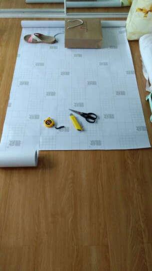 万域(wanyu) 玻璃纸自粘磨砂玻璃贴膜卫生间浴室办公室窗户玻璃贴纸防水防晒透光不透明 9627紫玫瑰 0.6X2米 晒单图