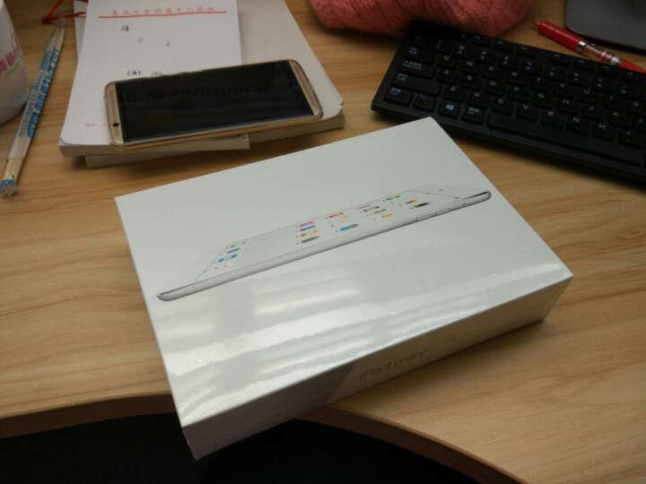 Apple iPad mini 2 平板电脑 7.9英寸(16G WLAN版/A7芯片/Retina显示屏 ME279CH)银色 晒单图