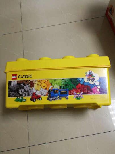【乐高专营店】乐高(LEGO)积木玩具 小颗粒经典创意系列 4-99岁 10816 大颗粒我的汽车与卡车套装 晒单图