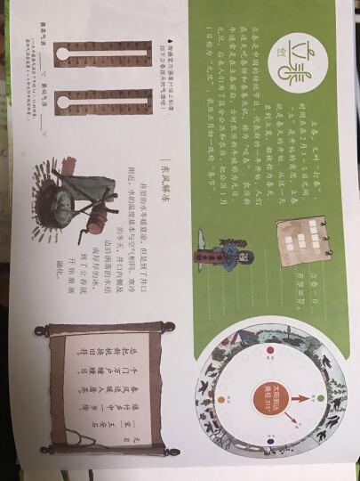 这就是二十四节气(文津图书奖获奖作品,共4册) 高春香,邵敏,许明振,李婧 绘 晒单图