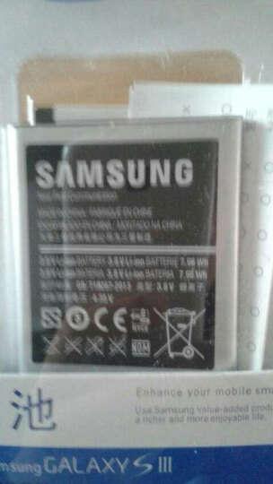 BRIM 三星 手机电池 适用于i9260/i939/G3818/E210L/K 单电池+商务座充 晒单图