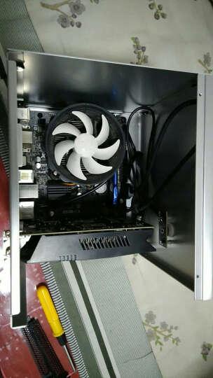 乔思伯(JONSBO)V3+ 银色 MINI-ITX机箱(支持ITX主板/全铝机箱/ATX电源/80MM高内散热器/180MM长度内显卡) 晒单图
