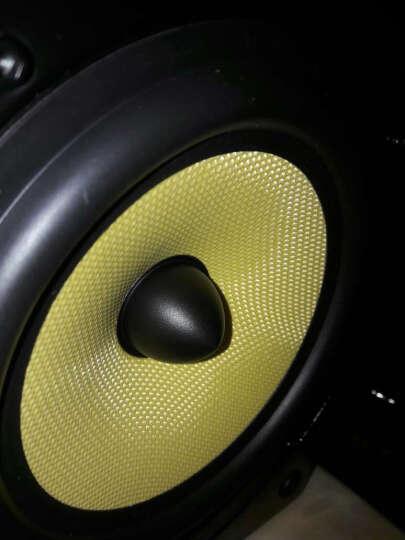 雷博【一对装】 4寸5寸6.5寸汽车同轴喇叭 车用喇叭 音响喇叭高低音扬声器 车载音响 同轴6.5寸(泡胶边) 晒单图