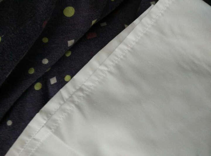 爱型 白大褂长袖医用加厚实验服医生服美容服大码加肥护士服食品厂工作服药店工装 优质棉涤卡 XL-175 晒单图