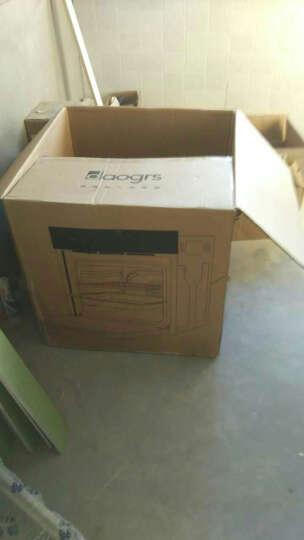 意大利daogrs M6嵌入式蒸烤箱大容量二合一家用电蒸箱一体机不锈钢内胆 晒单图