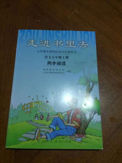 义务教课程标准实验教科书·走进书里去:语文同步阅读(五年级上册) 晒单图