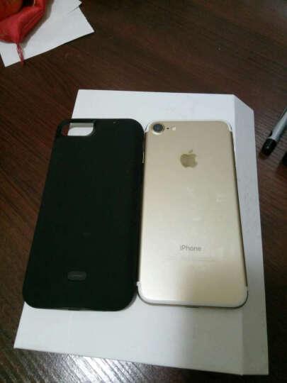 唐为(TANGWEI) Apple iPhone背夹充电宝背夹电池苹果6/7/7P/8P 4.7磨砂黑(苹果8/7/6通用)5000mAh 晒单图