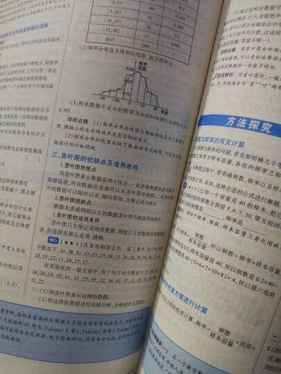 高中语文 必修3 RJ(人教版)高中同步新课标 5年高考3年模拟(2017) 晒单图