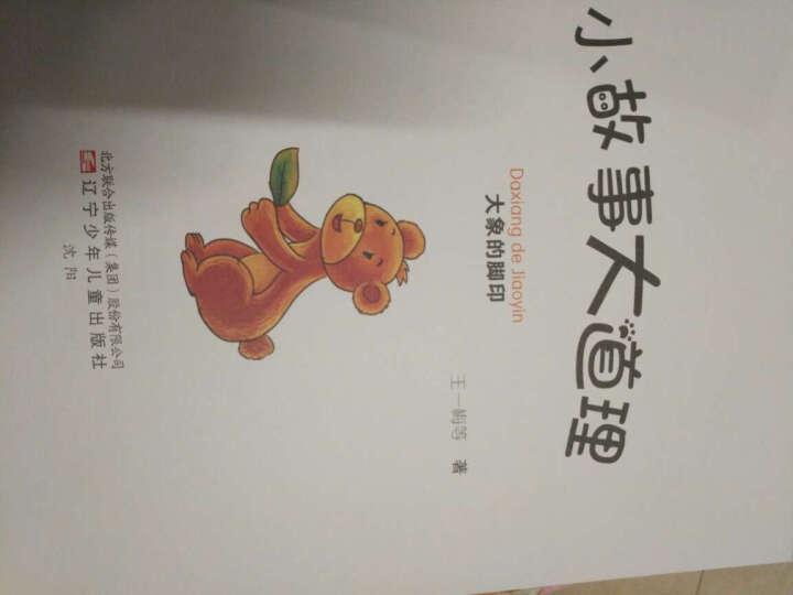 小故事大道理:大象的脚印 晒单图