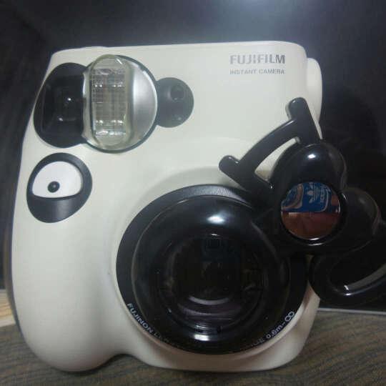 彩友乐(CAIUL)适用于拍立得mini8/8+/9/KT 相机 卡通自拍镜 可爱 mini8兔子红色自拍镜(不含相机) 晒单图