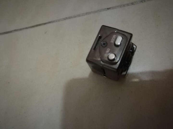西力(KSQN) KSQN西力 摄像头高清监控 迷你微型摄像头 红外夜视监控摄像头 SQ9-升级版-圆形-配64G内存卡 晒单图