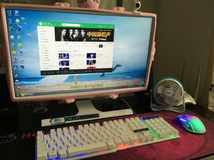 【现货速发】高清电脑摄像头台式机 免驱带麦克风电脑网吧视频笔记本usb夜视 夜视美颜摄像头 晒单图