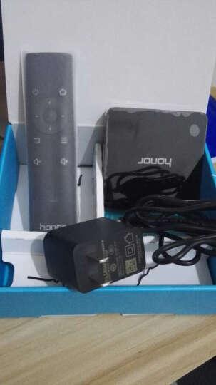 华为(HUAWEI) 华为荣耀盒子M321真4K超高清网络机顶盒蓝光3D安卓电视盒子 晒单图