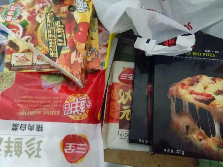 思念 金牌灌汤水饺 猪肉香菇口味 702g 58只 早餐 火锅食材 烧烤 饺子 晒单图