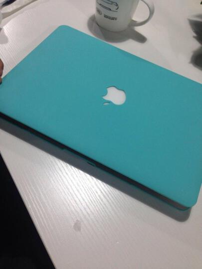 倍晶 macbook苹果pro13英寸air13.3笔记本电脑mac11.6键盘膜12贴膜15保护膜 明星蓝镂空升级 13.3英寸老款Air/老款Pro 晒单图