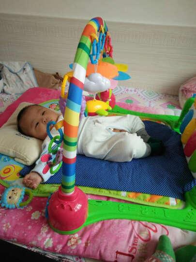 贝恩施婴幼儿益智装健身架、糖果牙胶摇铃玩具套装 晒单图