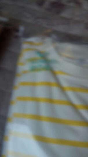 俞兆林【男女童/9色可选】儿童空调家居服内衣套装纯棉男童肩扣套装女孩空调服四季可穿小童家居 空调服-小象和鳄鱼-冰淇淋蓝 73CM 晒单图