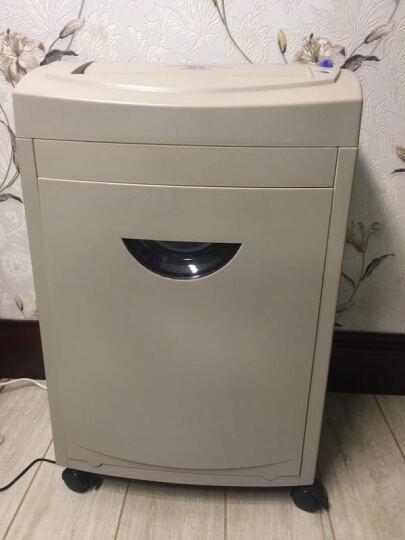 科密 S-A3000全功能办公碎纸机 大型商用碎A3/A4/银行卡/光盘 大容量长时间静音 晒单图