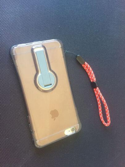 BOW航世 苹果6/s/p手机壳防摔全包保护壳 适用于苹果iPhone6/s/plus 升级款5.5支架-玫瑰金 晒单图