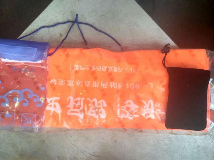 浪姿(LangZi) 浪姿跟屁虫 双气囊水陆两用漂流袋游泳包 浮漂装备L-901 防水包 XL加大号)-50升 晒单图