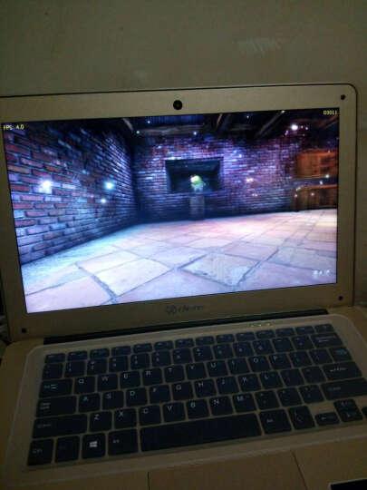 戴睿(dere) D830 14 英寸四核轻薄笔记本电脑  学习商务上网本游戏手提电脑 酷炫黑 四核 8G内存 1TB硬盘+64GSSD 晒单图