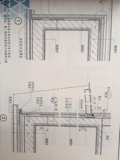 国家建筑标准设计图集11J930(替代 03J930-1):住宅建筑构造 晒单图