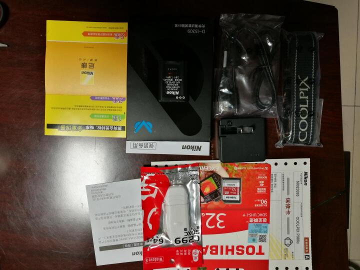 尼康(Nikon)COOLPIX P900s 长焦数码相机 黑色 晒单图
