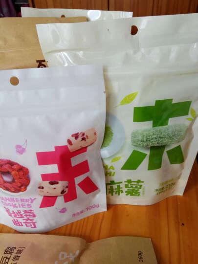 百草味 鱼豆腐260g/袋 休闲零食小吃豆腐干 五香味豆干 晒单图