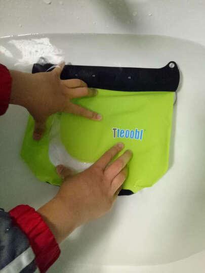 特比乐(Tteoobl) Tteoobl 特比乐L-619C多用途杂物防水袋20米潜水版防水袋 绿色 晒单图