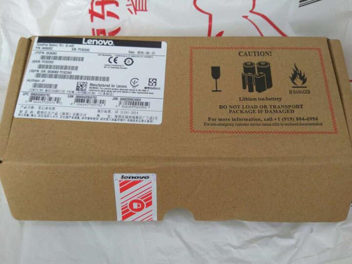 联想ThinkPad 原装0A36302笔记本电池6芯增强型(适用于T/L/W系列) 晒单图