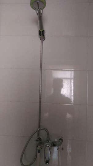 格朗帝卫浴 全铜主体淋浴龙头 冷热水龙头混水阀 沐浴龙头 浴室暗装卫浴花洒套装 高配铝花洒铝支架套装口向上 晒单图