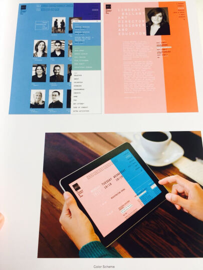 Design for Screen 移动万花筒-界面UI设计交互设计案例网页设计素材书籍 晒单图
