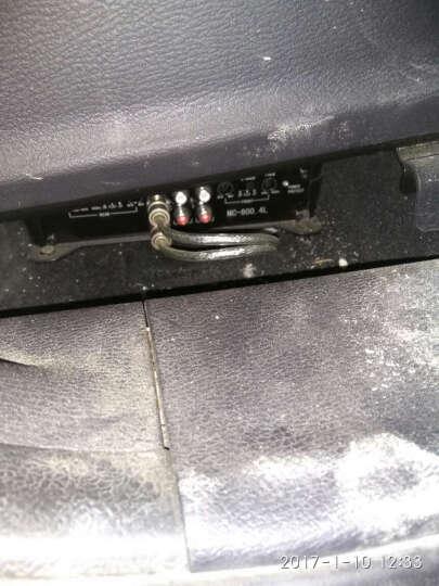 歌龙 gelong汽车车载音响低音炮功放改装纯铜线材电源保险套线 单音频线(1条线) 晒单图