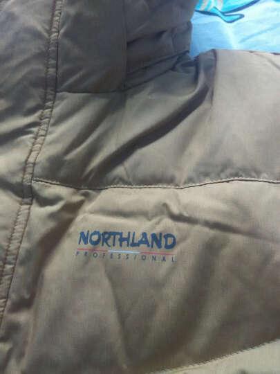 诺诗兰(NORTHLAND) 诺诗兰 女款羽绒服 城市系列 700蓬 GD042702 女-冰蓝色 175 晒单图