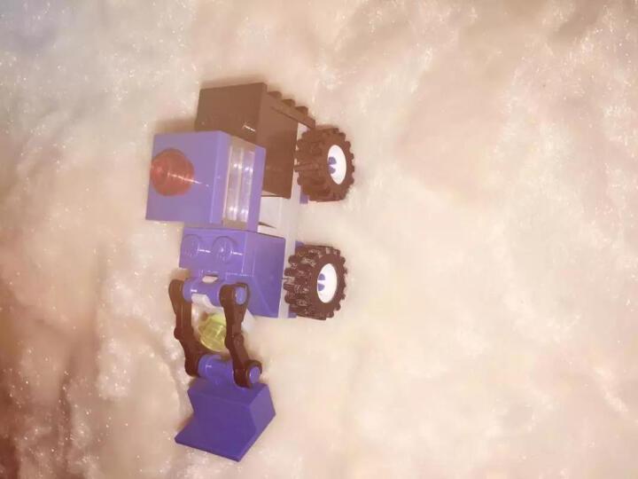 灵动 爆兽猎人2变形蛋玩具 重装剑龙 晒单图