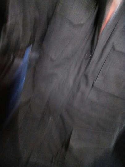 绿依舍军迷套装男户外迷彩服套装休闲运动风衣保暖棉大衣套装可拆卸帽耐磨工作服 黑色 M(170) 晒单图