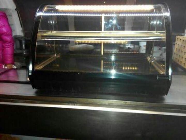 卓良(Zhuoliang) 卓良商用层带灯汉堡保温柜展示柜加热蛋挞汉堡食品熟食快餐陈列柜 蛋挞保温柜861 晒单图