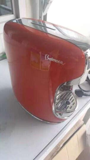 惠家(WELHOME) KD-310 半自动咖啡机 意式咖啡机 商用 家用 泵压式手动咖啡机 自动上水版 双泵半自动咖啡机 晒单图