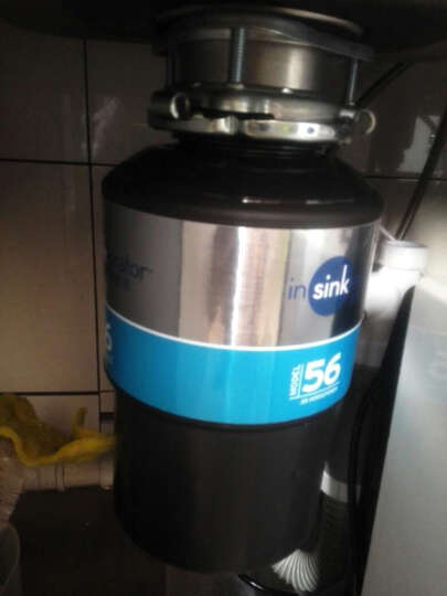 欧凯德(OKAID)SMART9(S9)食物垃圾处理器家用厨房粉碎机 无线开关免打孔  晒单图