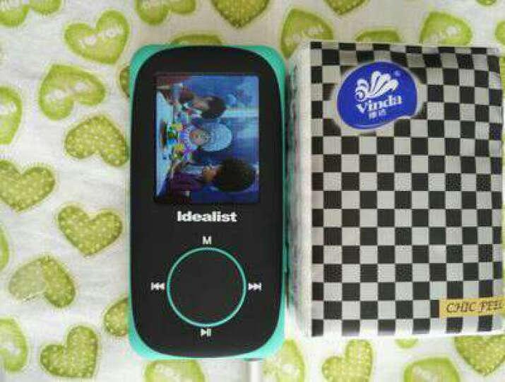 理想星(ldealist)mp3播放器学生迷你随身听运动MP3 HIFI无损音乐播放器 蓝色4G 晒单图
