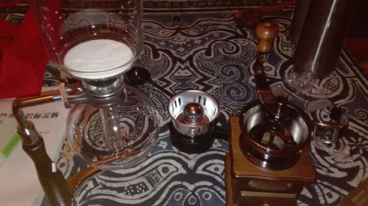 泰摩(timemore) 虹吸式咖啡壶 家用手动煮咖啡机虹吸壶 传统经典款5人份 晒单图