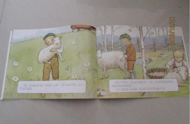 海豚绘本花园:成长烦恼怎么办(套装全10册) 晒单图