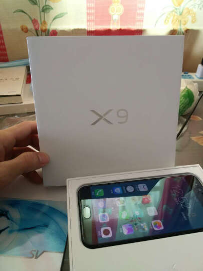 vivo X9 全网通 4GB+64GB 移动联通电信4G手机 双卡双待 X9i 磨砂黑 晒单图