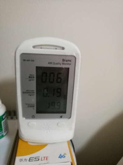 博朗通 BR-AIR-329 PM2.5 VOC 家用/车用空气质量检测仪 晒单图